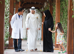 DUBAI HEALTHCARE CITY AUTHORITY reaffirms regulatory independence as it unveils new sectors within free zone